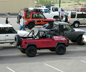 AZ Rally | JC's British & 4x4