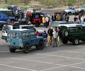 AZ Rally 9 | JC's British & 4x4