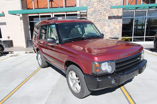 2004 Land Rover DII preview