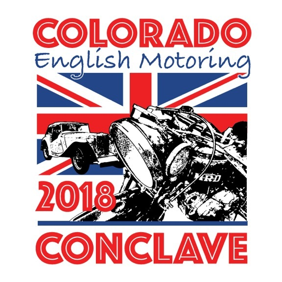 Colorado English Motoring Conclave